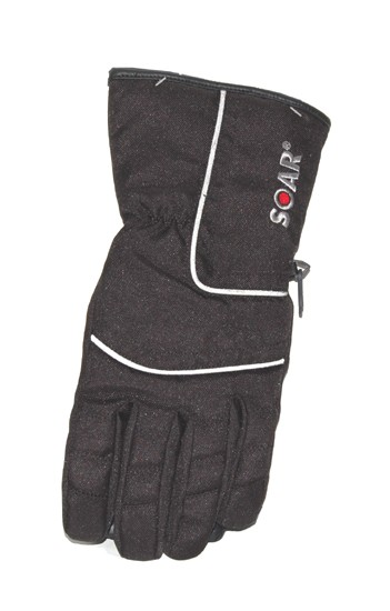 Handschuhe Levior Sunset schwarz Größe XS
