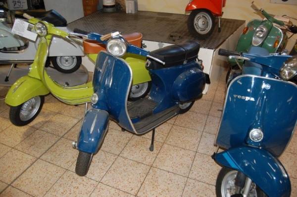 Primavera 125 ET3 im Kundenauftrag verkauft