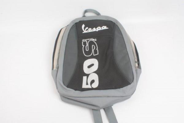 Rucksack 50S schwarz/grau