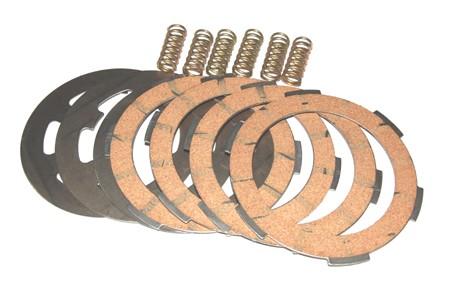 Kupplungsbeläge HP50 4 Scheiben verstärkt