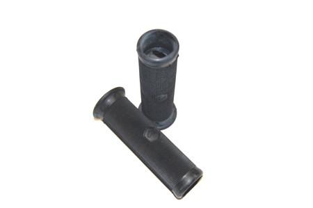 Handgriffe Antik 20mm schwarz für Lenkerblinker