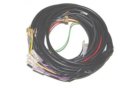 Kabelbaum zur Umrüstung für Parmakit Vespatronic usw für GS160 SS180